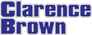 Clarence Brown Logo